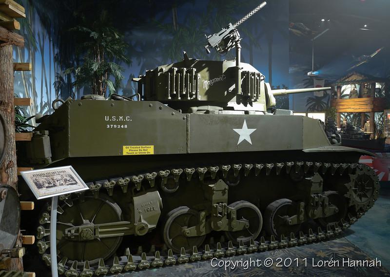 M5A1 Stuart -8