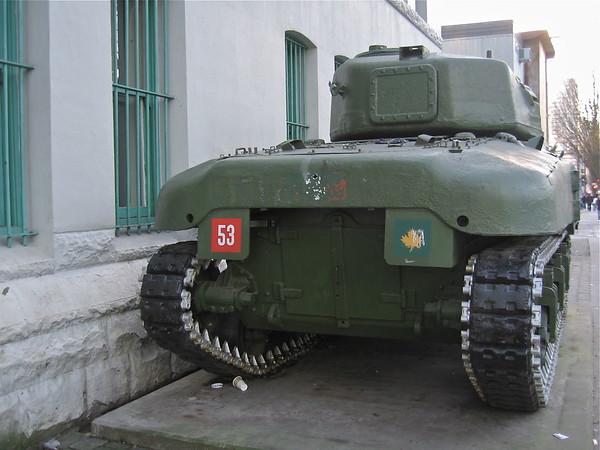 Ram MK II rear
