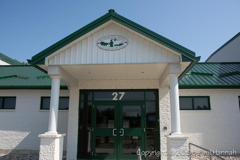 BBMM Entrance