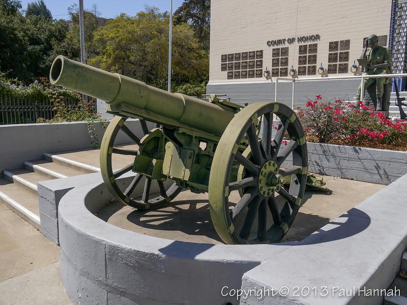 15cm Type 4 Howitzer  - 1 - P1200451