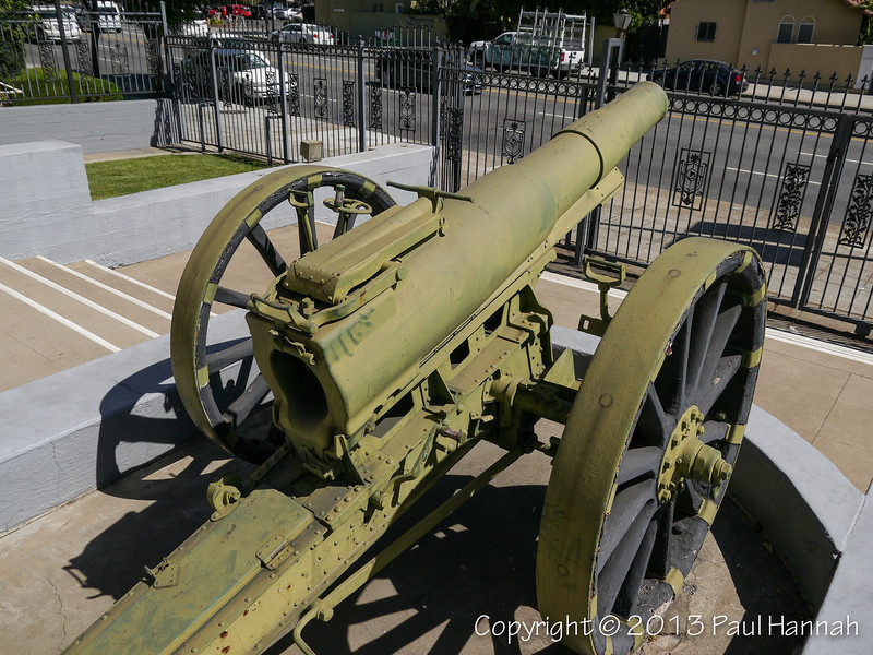 15cm Type 4 Howitzer - Details - 4 - P1200472