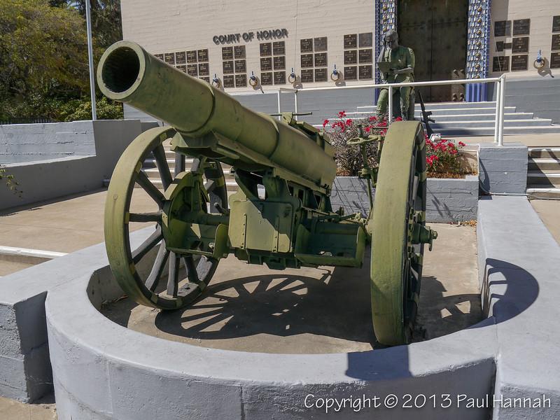 15cm Type 4 Howitzer  - 2 - P1200452