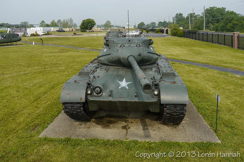 M47 Patton SN 106
