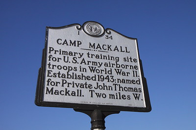 Camp Mackall - NC