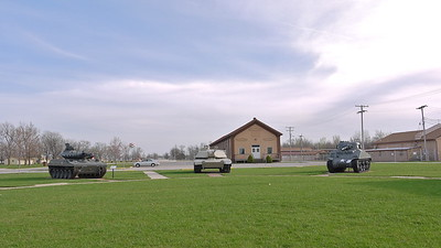 Camp Perry - Port Clinton, OH