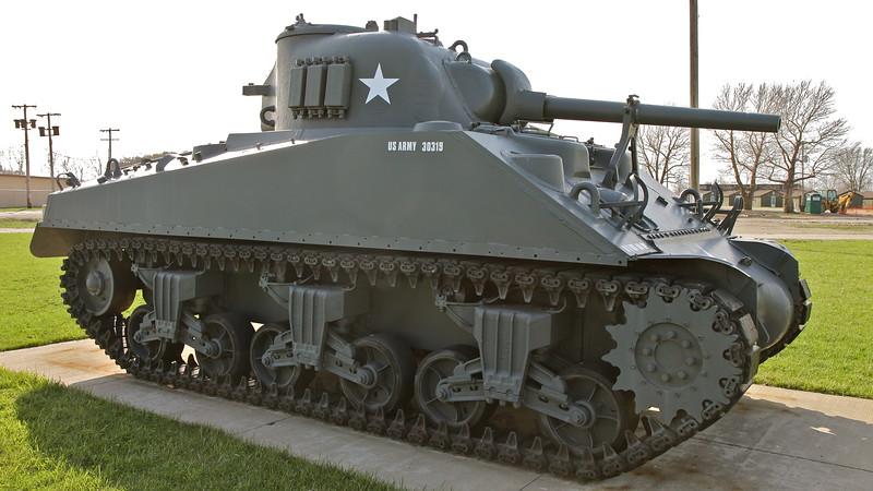 M4A3 8