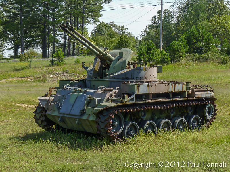 M41 Duster SN 324