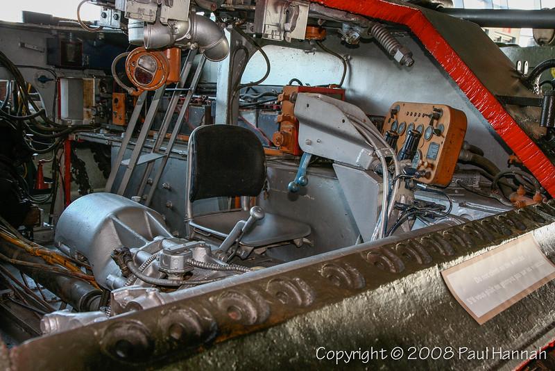 M4A2E8 Cutaway