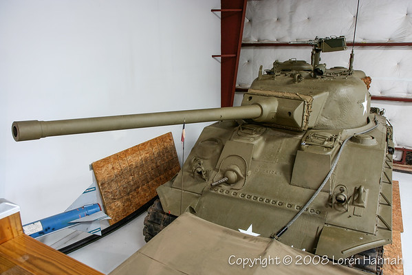 M50 Super Sherman SN 17091