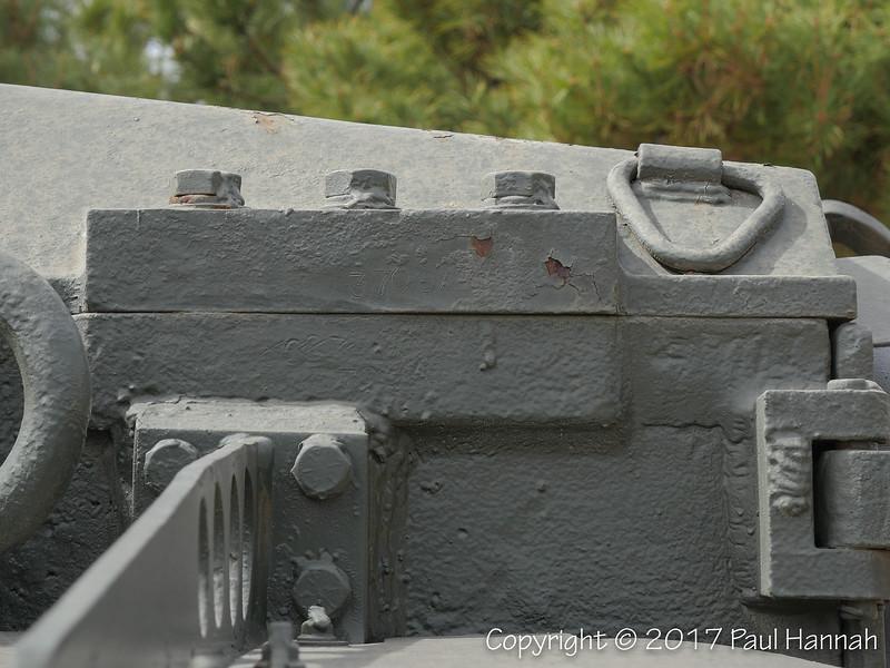 M60A3 SN 3709A
