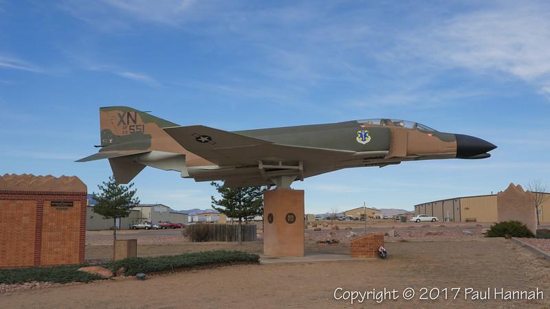F-4C Phantom II (SN 63-7551)