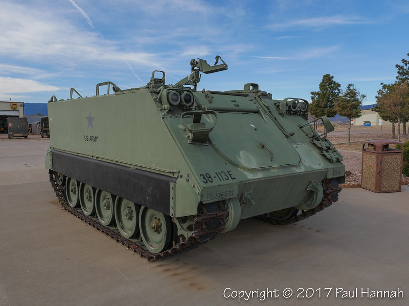 M113A2 APC