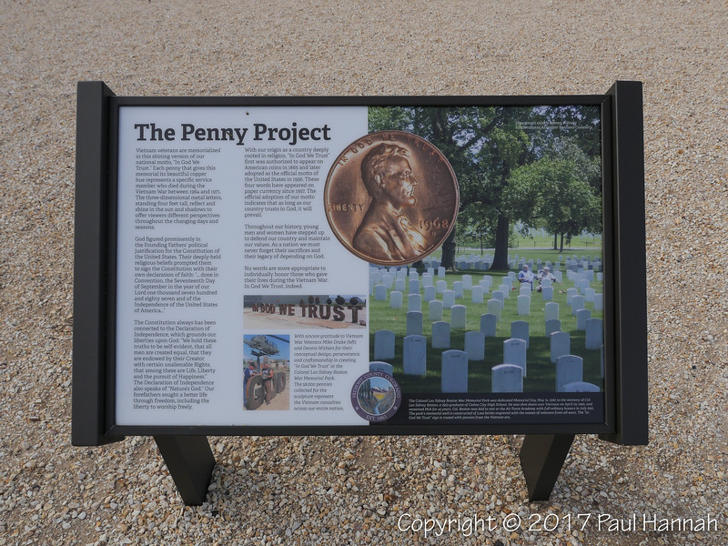 Penny Project Placard