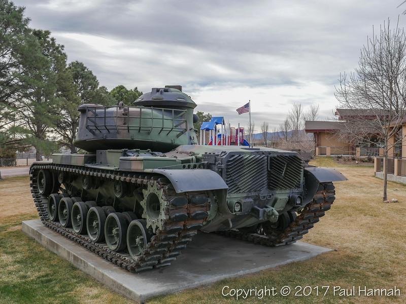 M60A0 SN 2164