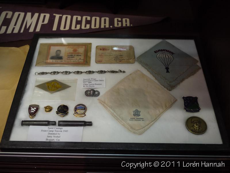 Artifact Displays