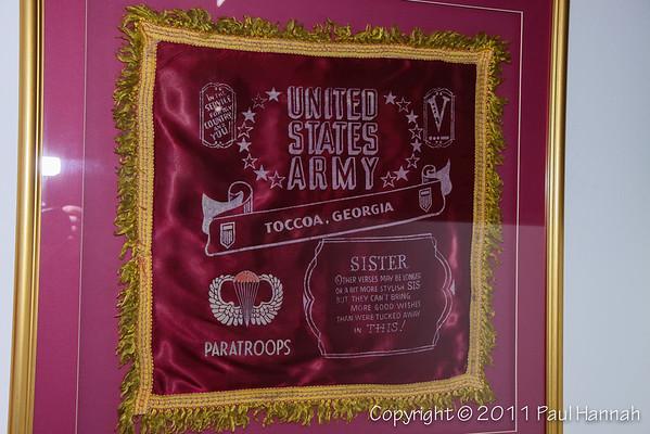 Toccoa  pillow cover