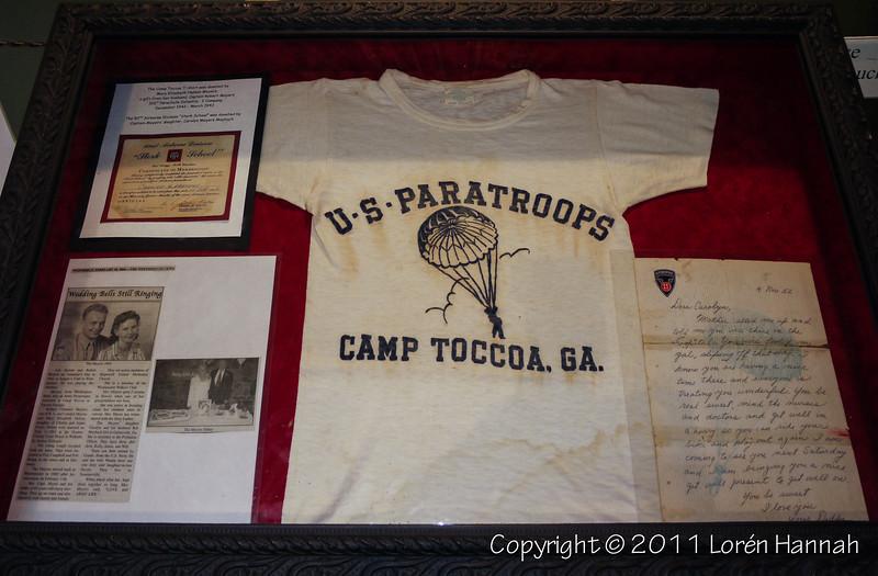 Camp Toccoa T-Shirt