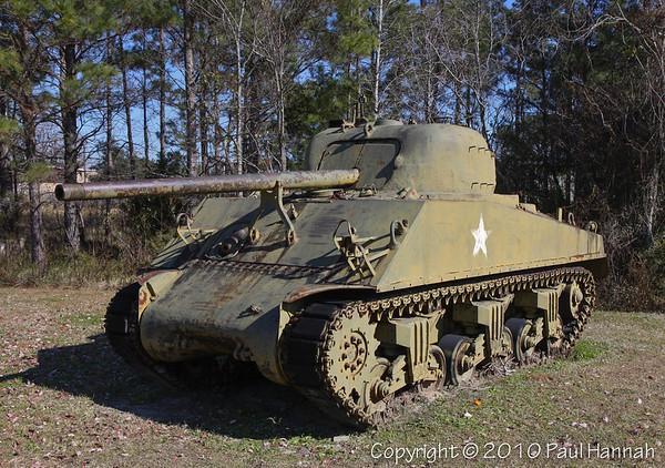 FL ARNG Armory - Ocala, FL - M4A3