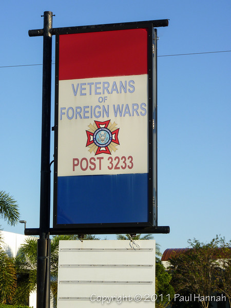 VFW Post 3233 - Sarasota - 2 - P1050201