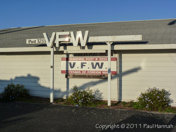 VFW Post 3233 - Sarasota - 1 - P1050179