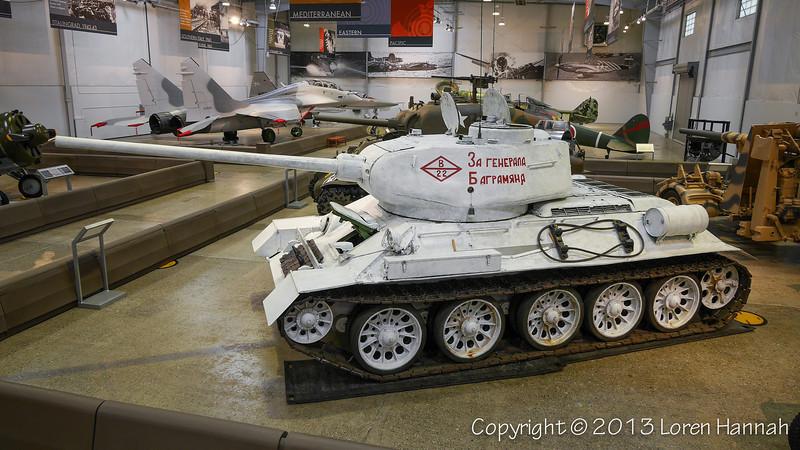 KMDB (Main Design Bureau) T-34/85