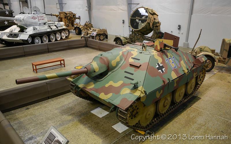 Jagdpanzer 38(t) (Hetzer)