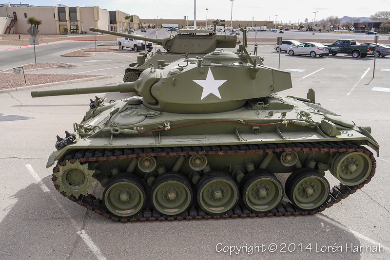 M24 Chaffee Painted RN 30126934