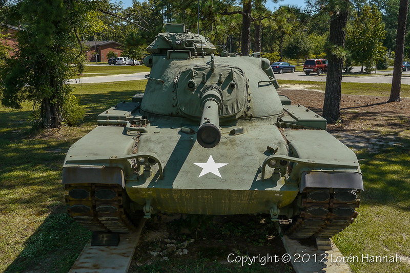 M60A0 with Upper Engine Deck from an M60A1