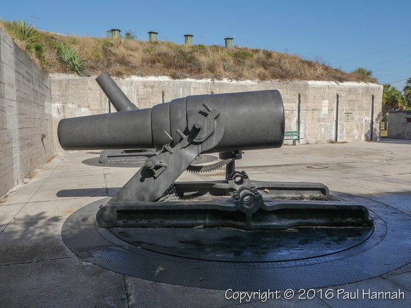 12-inch Seacoast Mortar (Model 1890-M1)