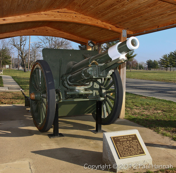 "M1906 4.7"" Field Gun - 2"