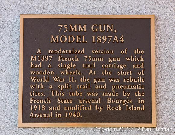 M1897A 75mm - 1 - 3709