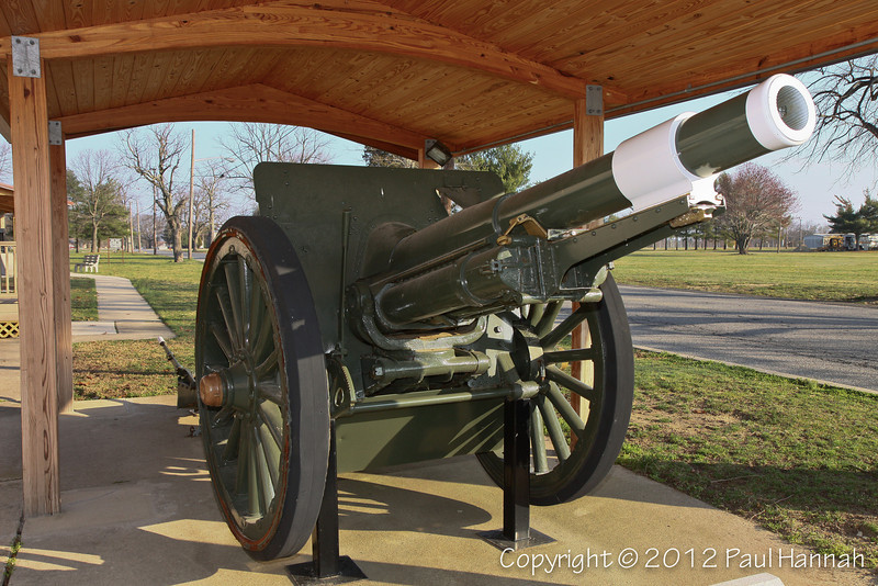"M1906 4.7"" Field Gun - 3"
