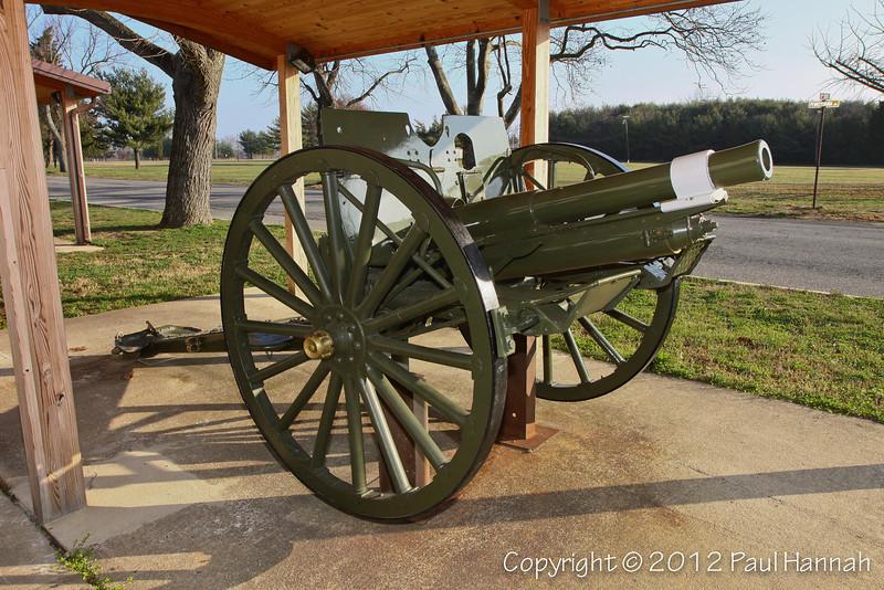 "M1902 3"" Field Gun  - 7 - 3721"