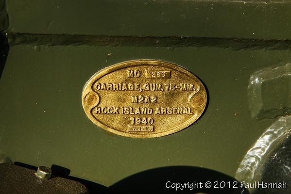 M1897A 75mm - 8 - 3714
