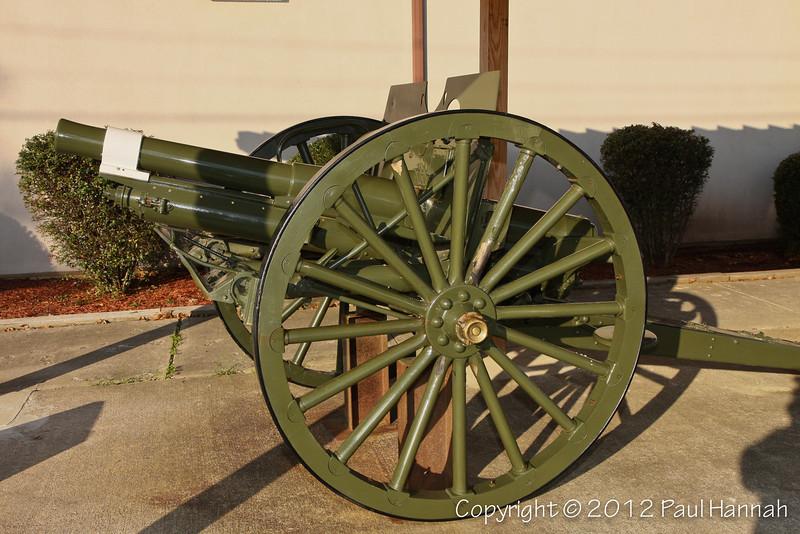 "M1902 3"" Field Gun  - 6 - 3720"