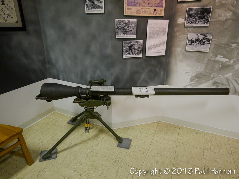 Recoilless Rifle - 1 - P1080718
