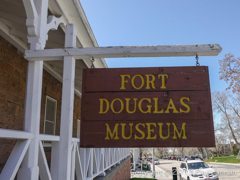 Fort Douglas Museum - 1 - P1080688