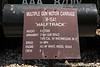 M15A1 Halftrack GMC SN 2156 Placard