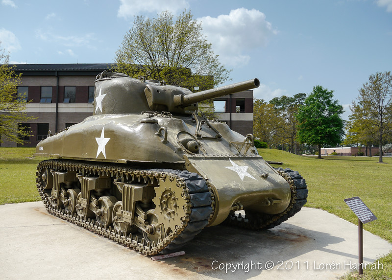 M4A1E13 Sherman Flamethrower