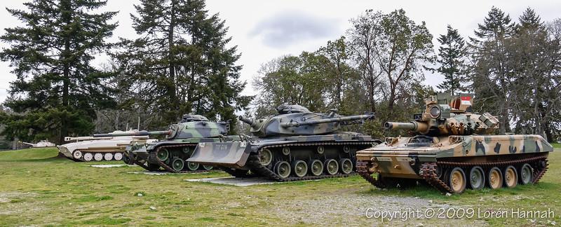 Tank Row