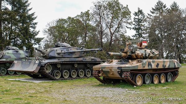 M60A0, M728, M551A1