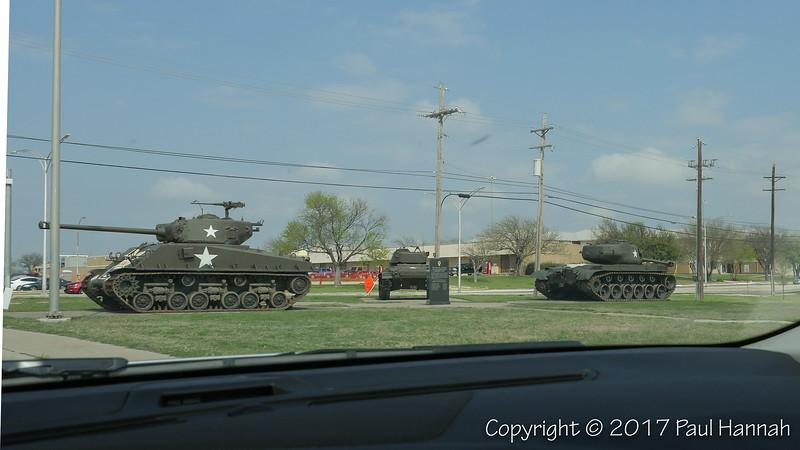 M4A3(76) HVSS, M2A2 105mm Howitzer, M24 Chaffee, M26 Pershing - Battalion & 72nd