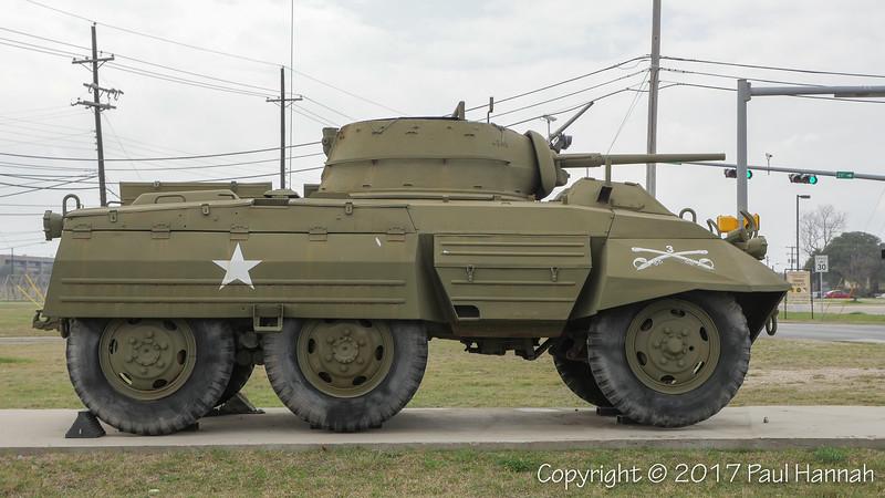 M8 Greyhound - HQ 3rd CR