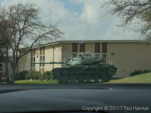 M60A3 - Near Battalion & 67th