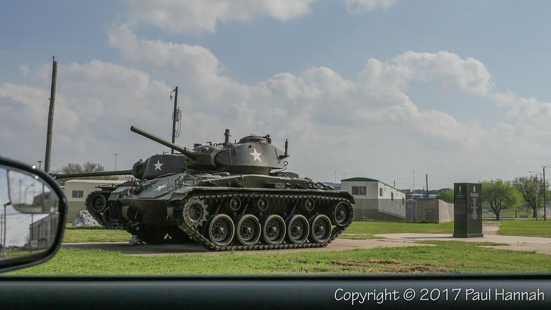 M24 Chaffee, M26 Pershing - Battalion & 72nd