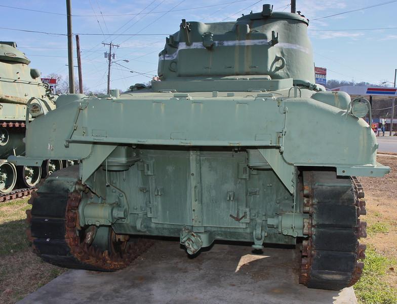 M4A1 rear