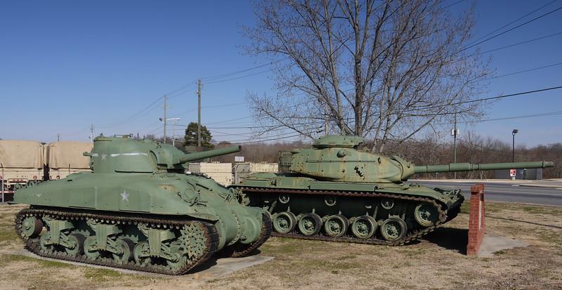 M4A1 & M60A3