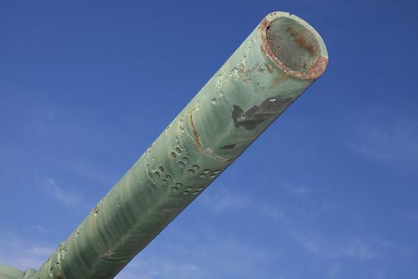 M4A1 barrel detail
