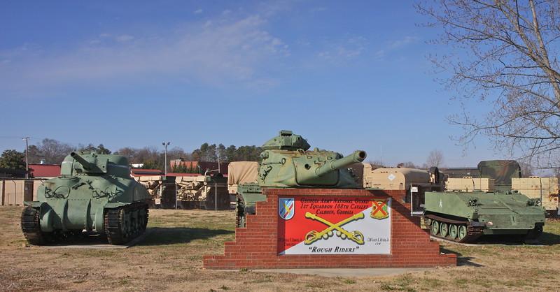 GA ARNG Armory - Calhoun, GA