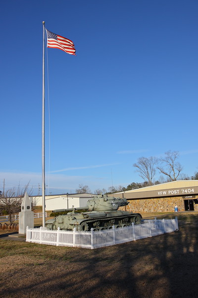 VFW Post - M47 - Flag 2